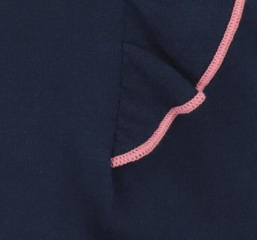 children's T-shirt dark blue dark blue - 1000019041 - hema