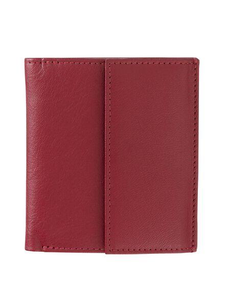 portefeuille en cuir - 18190139 - HEMA
