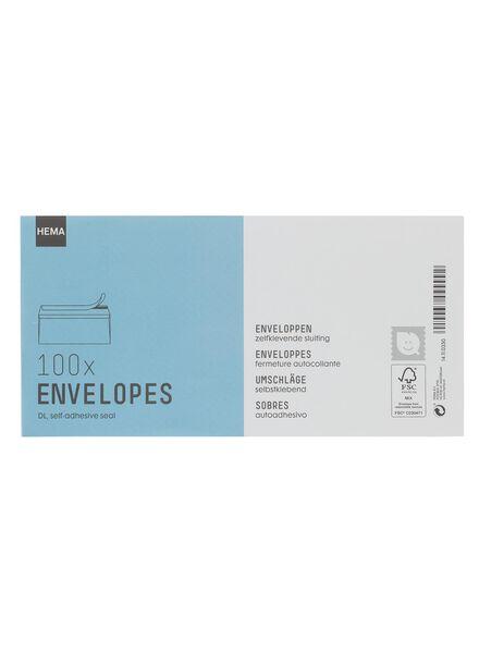 DL enveloppen - 14110350 - HEMA