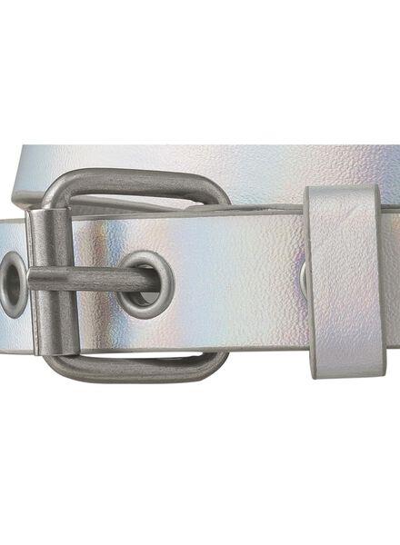 children's belt silver silver - 1000006480 - hema