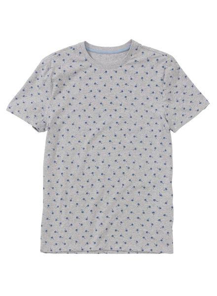 men's T-shirt off-white off-white - 1000006148 - hema