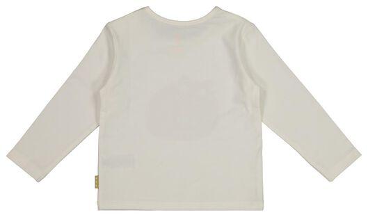 newborn T-shirt white white - 1000017651 - hema