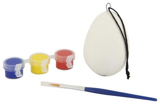 5-piece egg colouring set - 25800163 - hema