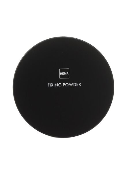 Transparent fixation powder - 11295701 - hema