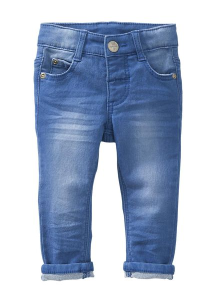HEMA Baby Jeans Dunkelblau
