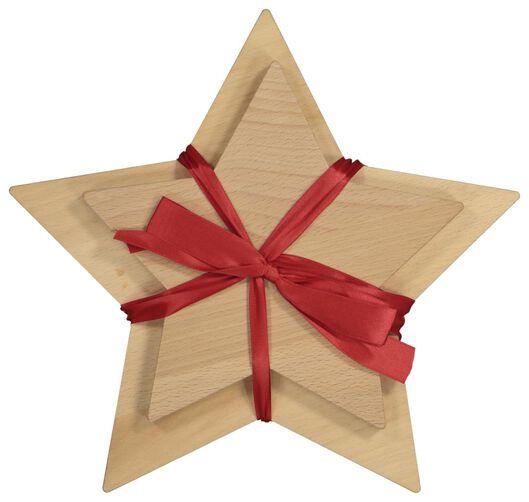 2 cutting boards star 32/24 cm - 25640030 - hema
