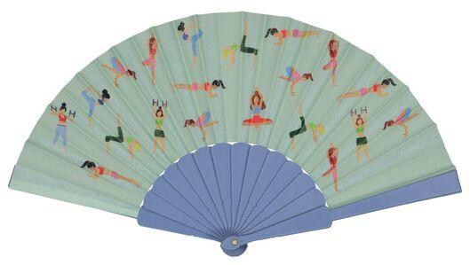 éventail yoga - 61140013 - HEMA