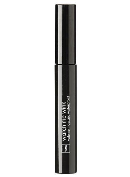 mascara volume waterproof - 11210068 - HEMA