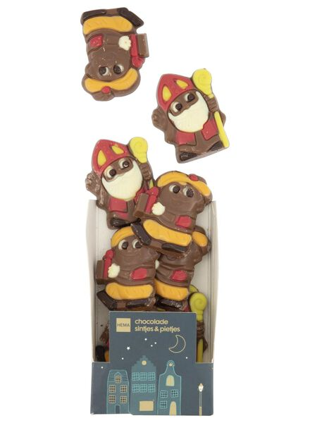 chocolate St. Nicholas and Pete - 180 grams - 10000161 - hema