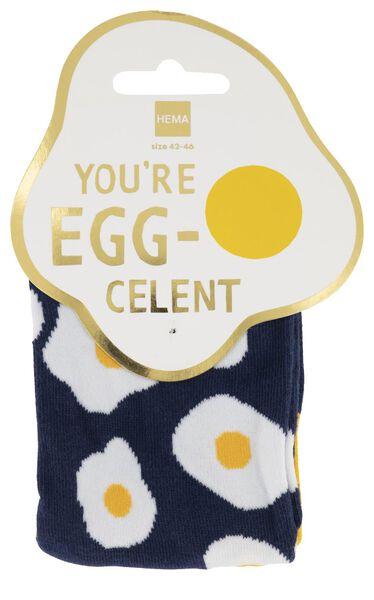 Socken, Größe 42-46, egg-celent - 61122832 - HEMA