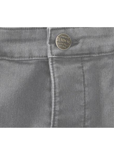 men's shorts jog denim grey grey - 1000005880 - hema