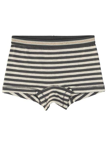 3-pack children's boxers grey melange grey melange - 1000014931 - hema
