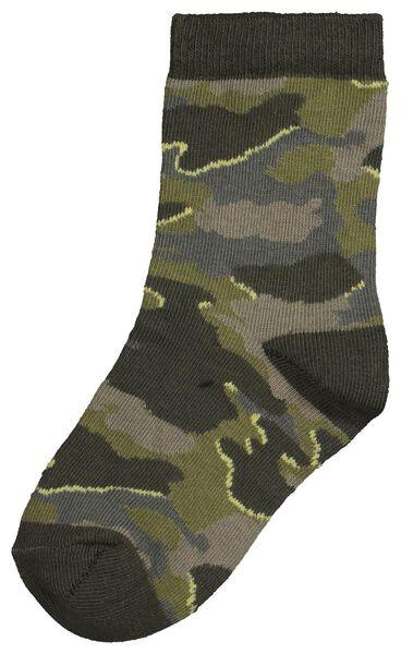 children's socks - mini-me green green - 1000019299 - hema