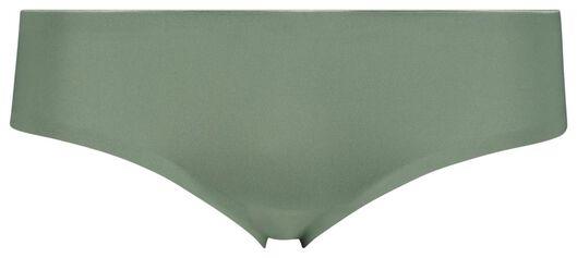hipster panties second skin micro green green - 1000018632 - hema