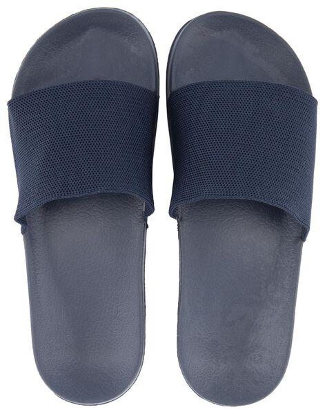 Herren-Sandalen dunkelblau dunkelblau - 1000018768 - HEMA