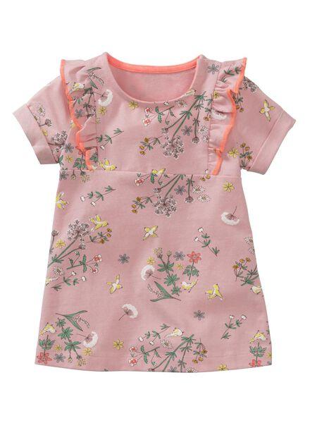 Babykleiderroecke - HEMA Baby Kleid Hellrosa - Onlineshop HEMA