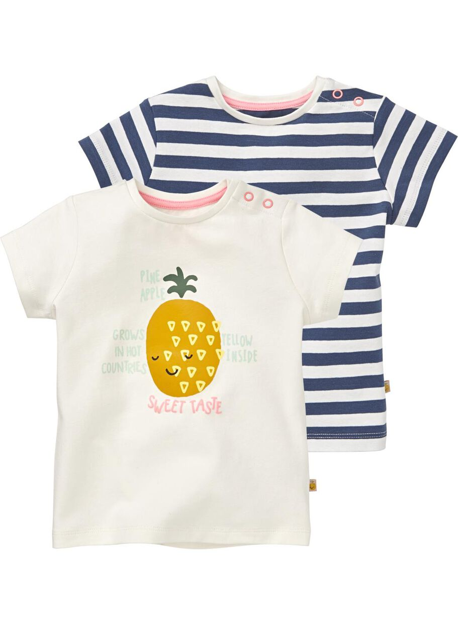 1c75fe925734dd images baby T-shirt off-white off-white - 1000012980 - hema