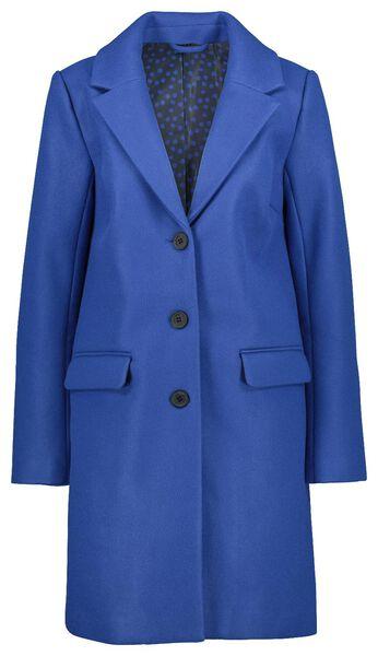 Damen-Jacke kobaltblau kobaltblau - 1000020937 - HEMA