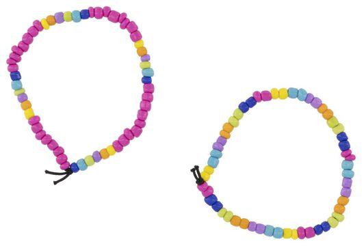 Glasperlen in leuchtenden Farben, 135 g - 15940062 - HEMA