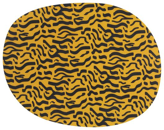 place mat - 28x36 - plastic - animal print - 5320005 - hema