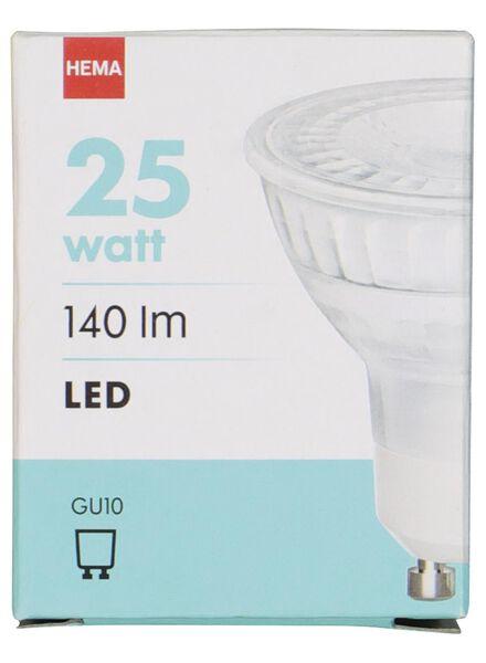 LED-Spot, 25 W, 140 lm, klar - 20020048 - HEMA