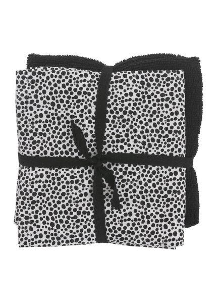 2-pack tea- and kitchen towel - 5430020 - hema