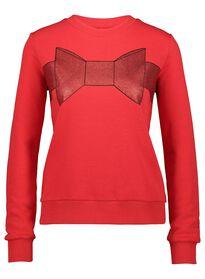 women's sweater Viktor&Rolf red red - 1000017321 - hema