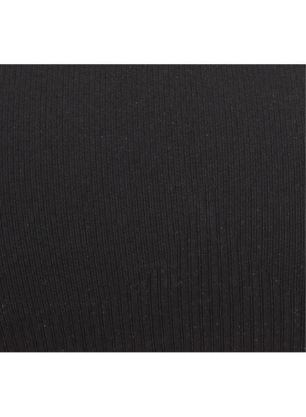 soutien-gorge de sport sans coutures noir noir - 1000002462 - HEMA