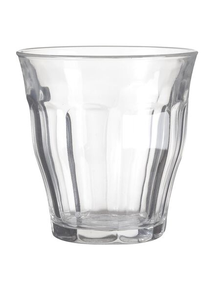verre picardie 250ml - 9423101 - HEMA