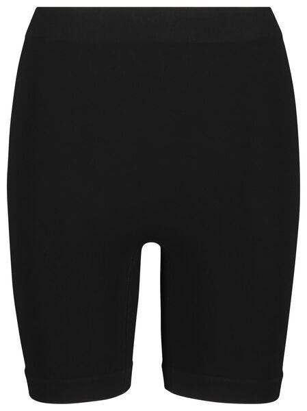 women's boxer shorts light control bamboo black black - 1000019522 - hema
