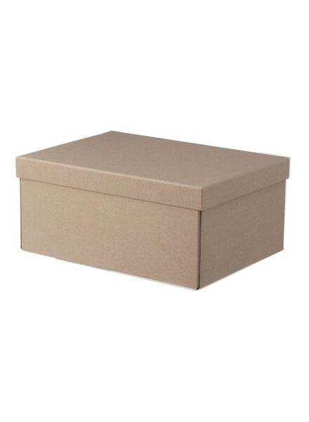 Cardboard storage box - 39880063 - hema