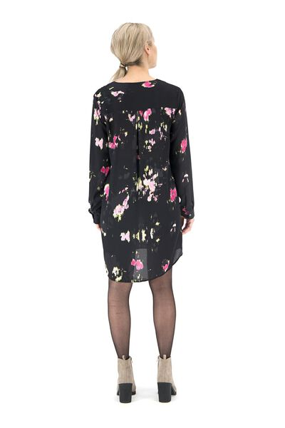 women's dress fluor pink fluor pink - 1000017424 - hema