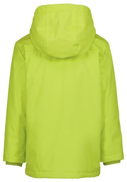 Kinder-Jacke neongelb neongelb - 1000024362 - HEMA