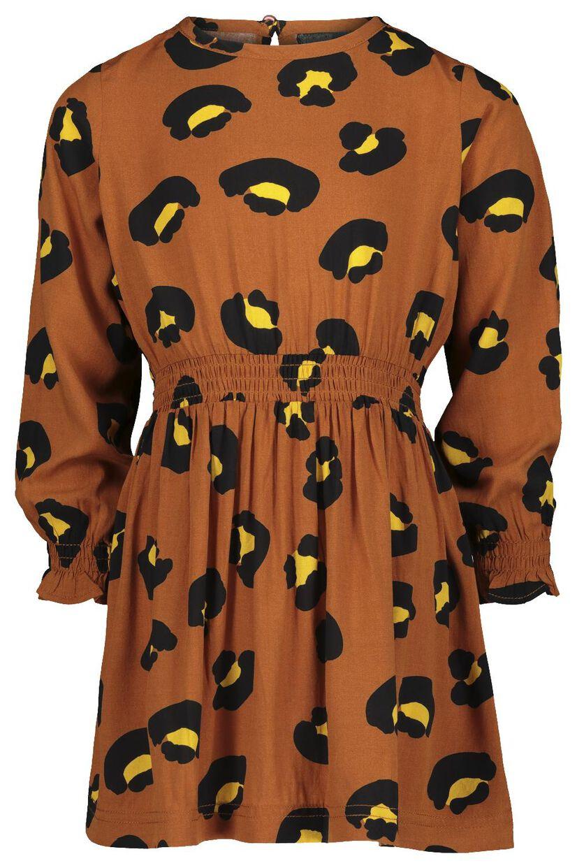 Kinder-Kleid braun - HEMA