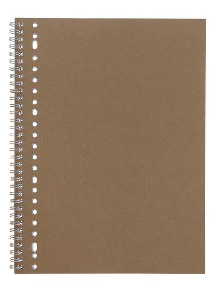 lecture notebook A4 ruled - 14122226 - hema