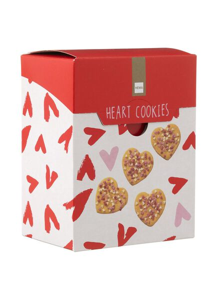 butter biscuits with small hearts - 10900097 - hema