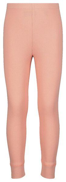 Kinder-Pyjama rosa rosa - 1000018306 - HEMA