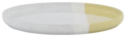 petite assiette - 20 cm - Cordoba - jaune - 9602123 - HEMA