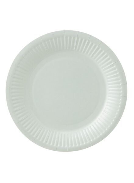 10-pack small paper plates - 14230034 - hema