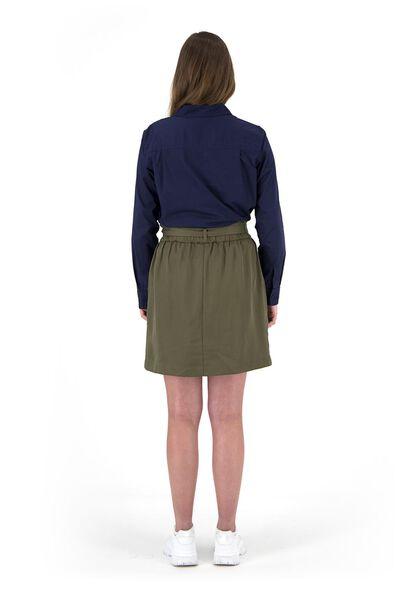 women's blouse dark blue dark blue - 1000018450 - hema