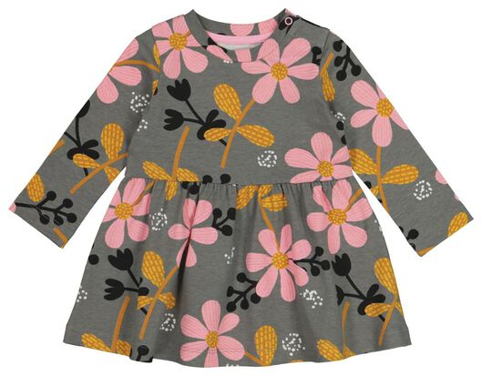 HEMA Baby-Kleid Grau