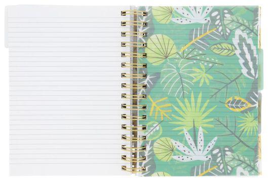 lecture notebook 4-in-1 - A5 - ruled - 14502176 - hema