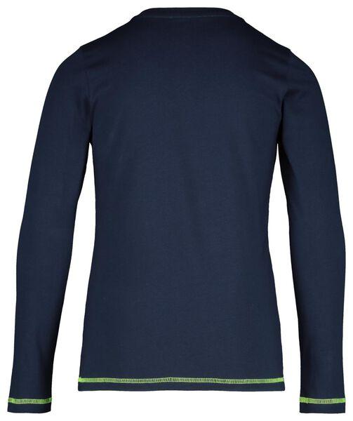 Kinder-Pyjama, Astronaut blau 158/164 - 23030203 - HEMA