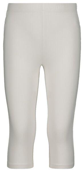 capri-style children's leggings white white - 1000019000 - hema
