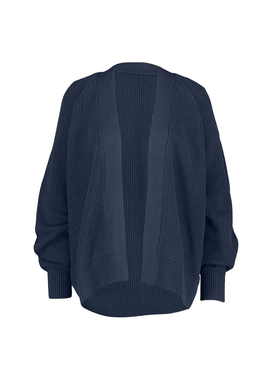 uk availability 7a2c1 6be9c Damen-Cardigan dunkelblau - HEMA
