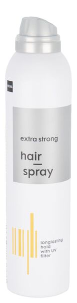 laque cheveux extra strong 250 ml - 11077101 - HEMA