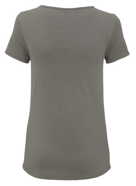 women's T-shirt army green army green - 1000007793 - hema