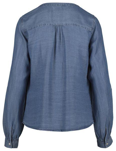 women's blouse blue blue - 1000019405 - hema