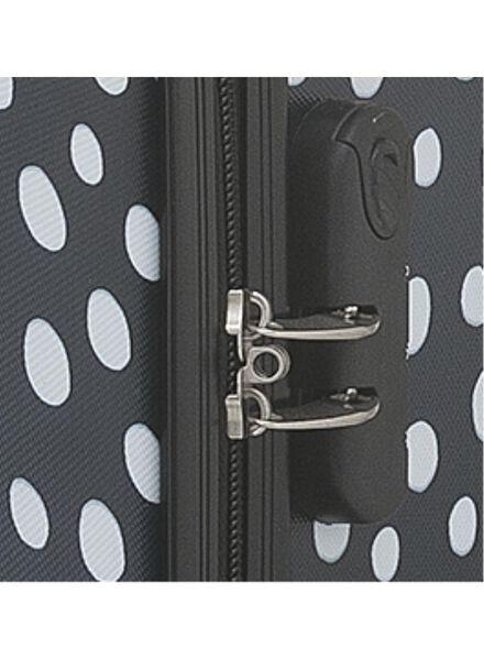 valise M 67 x 44 x 25 bleu - 18690041 - HEMA