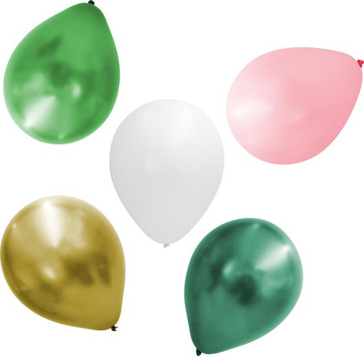 Image of HEMA 10 Balloons - 23 Cm